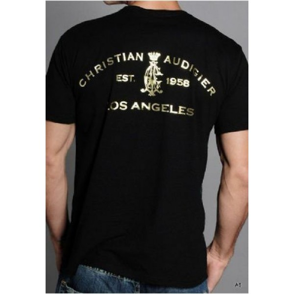 CHRISTIAN AUDIGIER T SHIRTS FOR MEN 11670