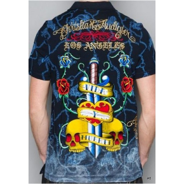 CHRISTIAN AUDIGIER T SHIRTS FOR MEN 11612