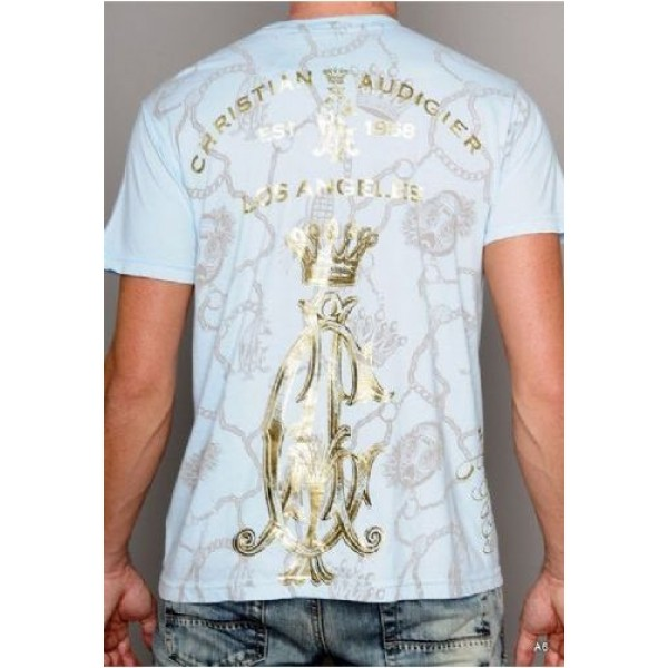CHRISTIAN AUDIGIER T SHIRTS FOR MEN 11671