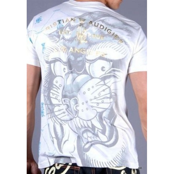 CHRISTIAN AUDIGIER T SHIRTS FOR MEN 11673