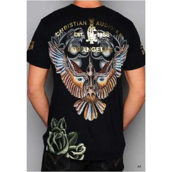 CHRISTIAN AUDIGIER T SHIRTS FOR MEN 11676
