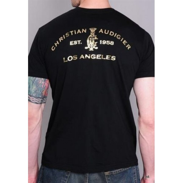 CHRISTIAN AUDIGIER T SHIRTS FOR MEN 11680