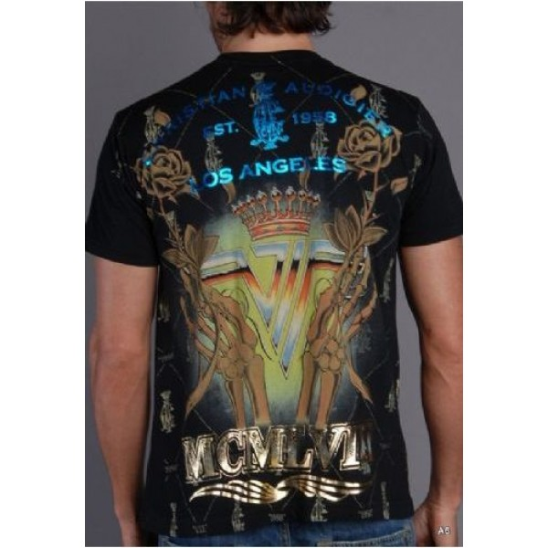 CHRISTIAN AUDIGIER T SHIRTS FOR MEN 11694