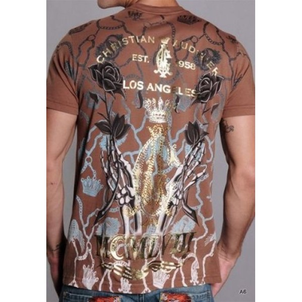 CHRISTIAN AUDIGIER T SHIRTS FOR MEN 11695