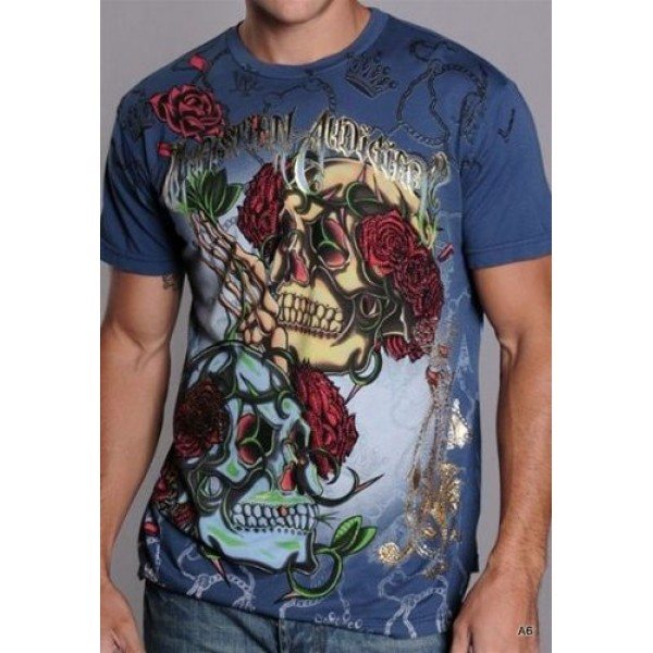 CHRISTIAN AUDIGIER T SHIRTS FOR MEN 11697