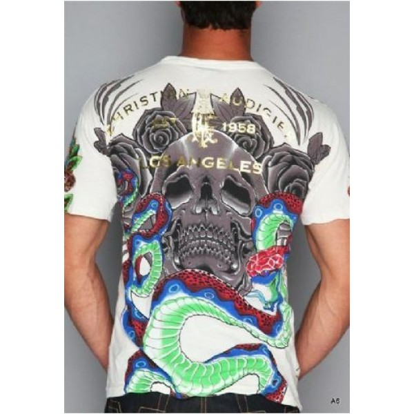 CHRISTIAN AUDIGIER T SHIRTS FOR MEN 11698