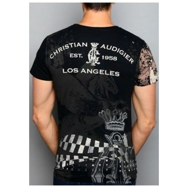 CHRISTIAN AUDIGIER T SHIRTS FOR MEN 11713