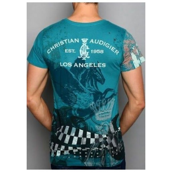 CHRISTIAN AUDIGIER T SHIRTS FOR MEN 11715