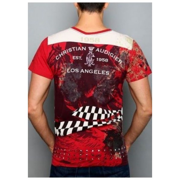 CHRISTIAN AUDIGIER T SHIRTS FOR MEN 11716