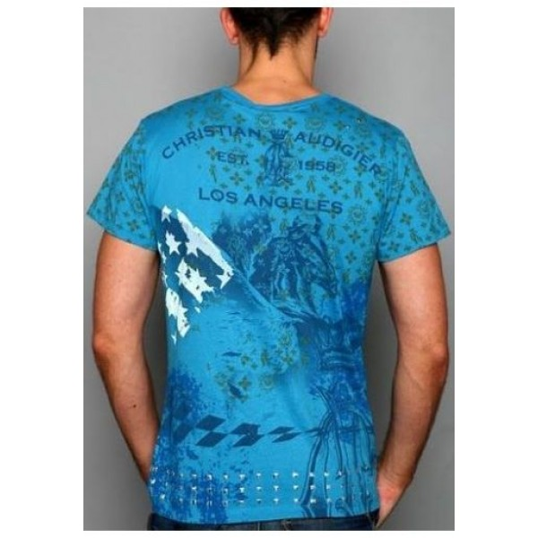 CHRISTIAN AUDIGIER T SHIRTS FOR MEN 11717