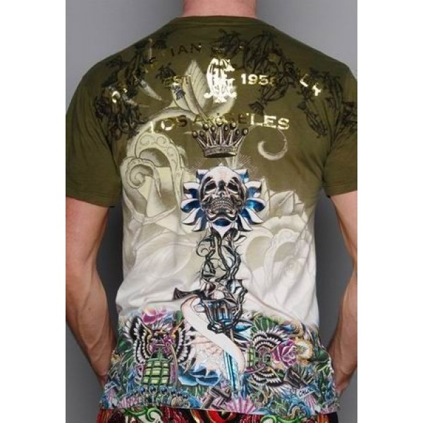 CHRISTIAN AUDIGIER T SHIRTS FOR MEN 11720