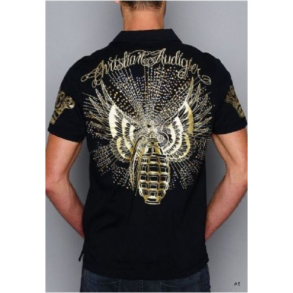 CHRISTIAN AUDIGIER T SHIRTS FOR MEN 11726