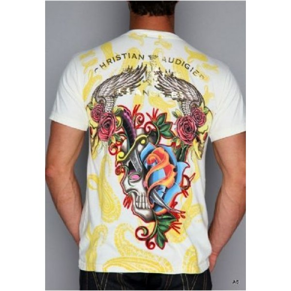 CHRISTIAN AUDIGIER T SHIRTS FOR MEN 11727