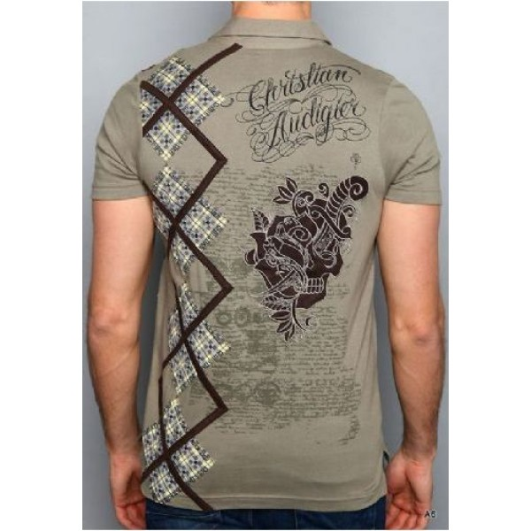 CHRISTIAN AUDIGIER T SHIRTS FOR MEN 11739