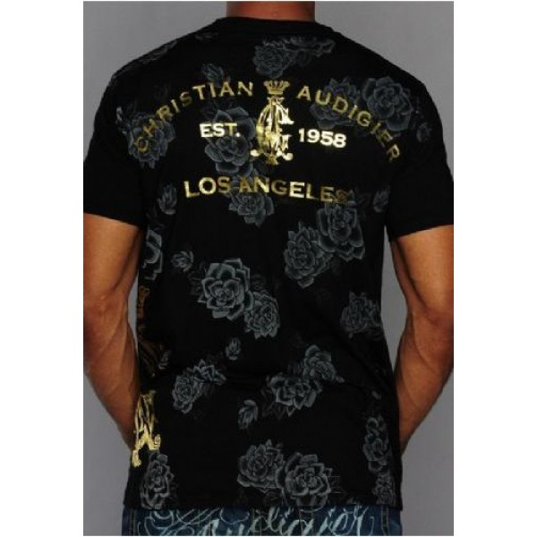 CHRISTIAN AUDIGIER T SHIRTS FOR MEN 11754