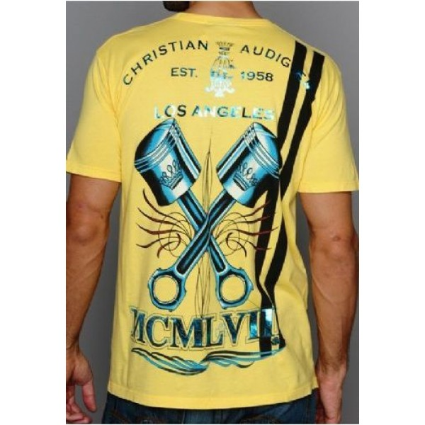 CHRISTIAN AUDIGIER T SHIRTS FOR MEN 11764