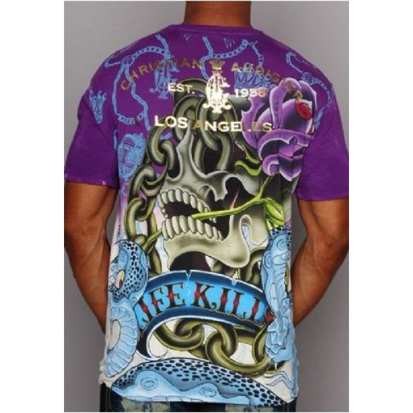 CHRISTIAN AUDIGIER T SHIRTS FOR MEN 11766