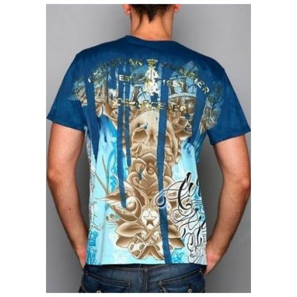 CHRISTIAN AUDIGIER T SHIRTS FOR MEN 11781