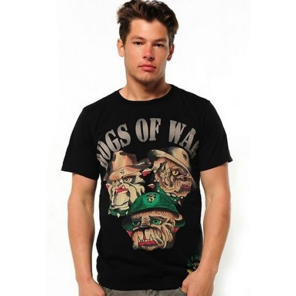 Black Ed Hardy For Men T Shirts Australia Dogs