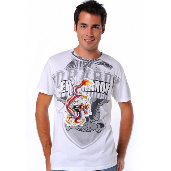 Cheap Eagle T Shirts Ed Hardy Canada Mens Dragon