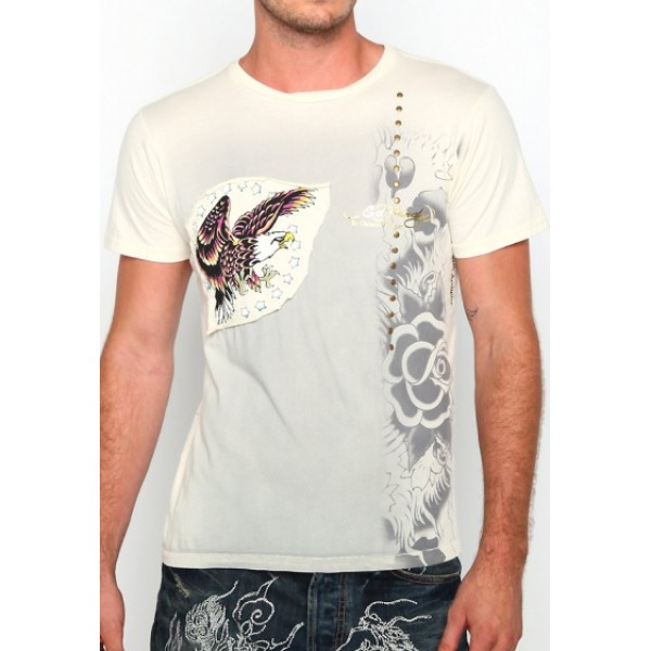 Discount Mens T Shirts Ed Hardy Sydney Eagle