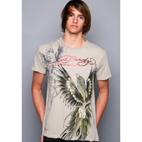 Eagle Cobra Mens Ed Hardy T Shirts Sale UK