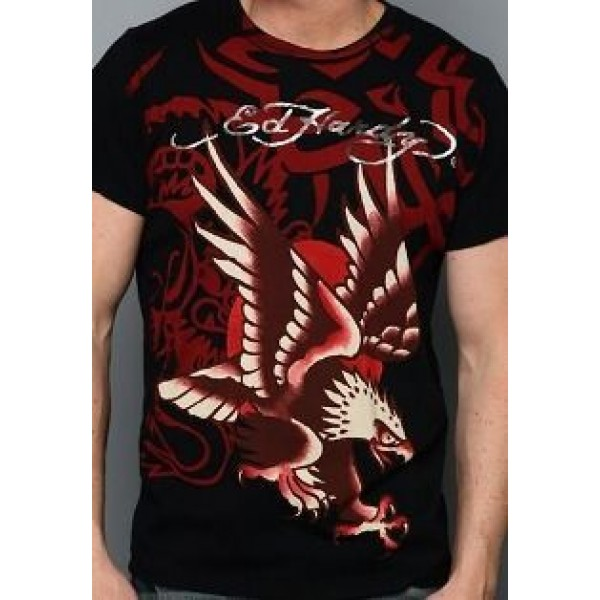Eagle T Shirts Ed Hardy Mens Clothing Australia Black
