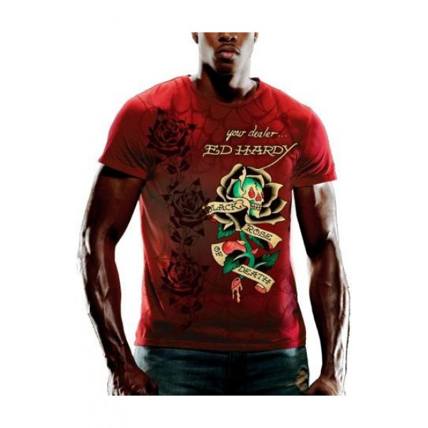 Ed Hardy T Shirts For Men 0268