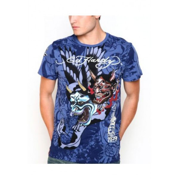 Ed Hardy T Shirts For Men 0298