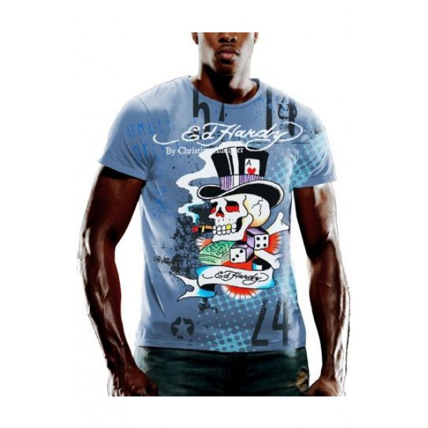 Ed Hardy T Shirts For Men 0321