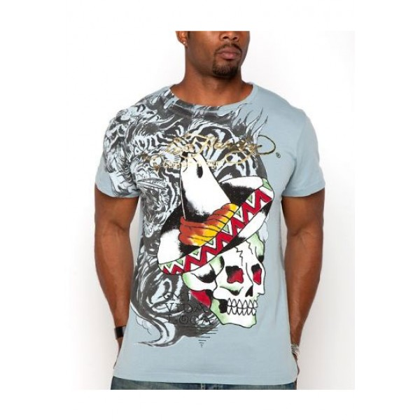 Ed Hardy T Shirts For Men 0337