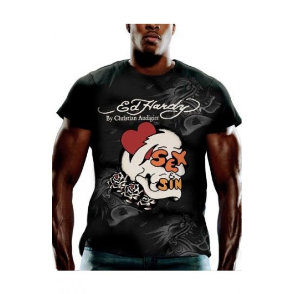 Ed Hardy T Shirts For Men 0338