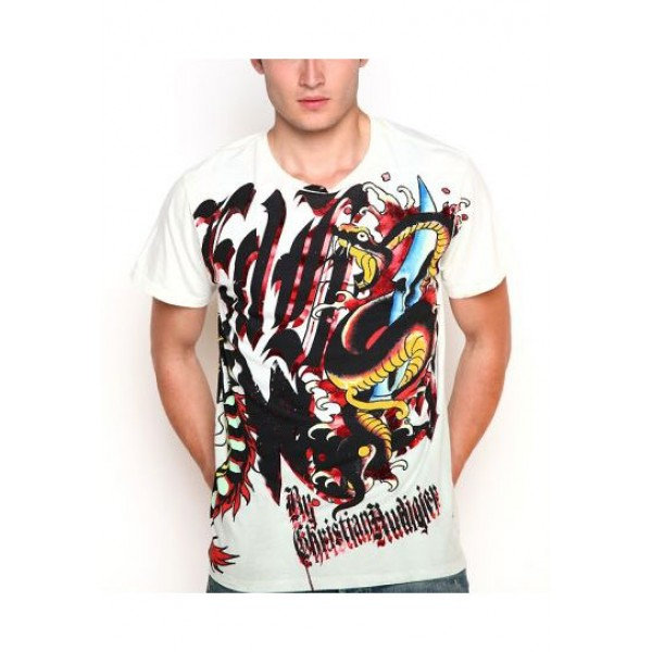 Ed Hardy T Shirts For Men 0344