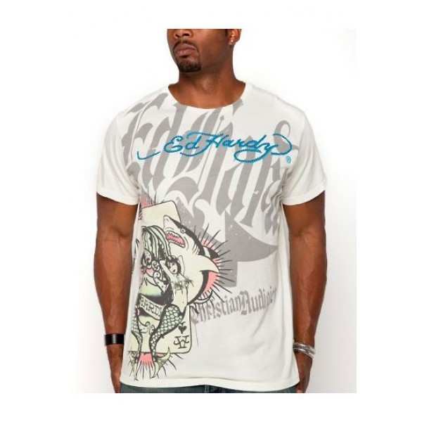 Ed Hardy T Shirts For Men 0350