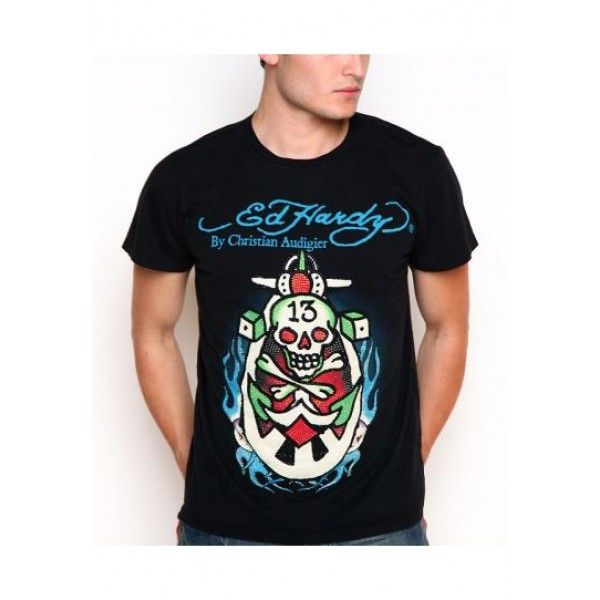 Ed Hardy T Shirts For Men 0357