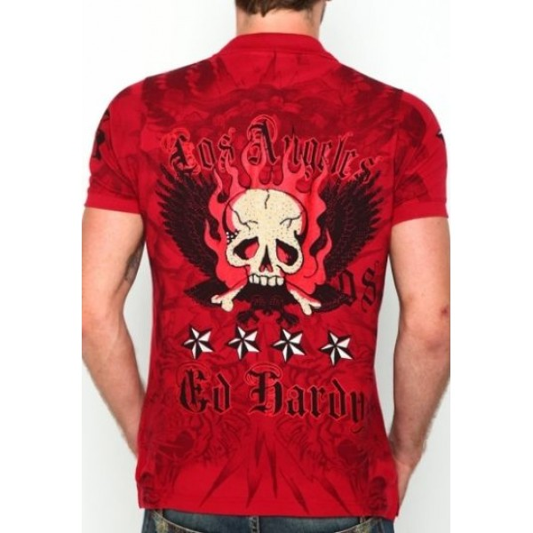 Ed Hardy T Shirts For Men 0434