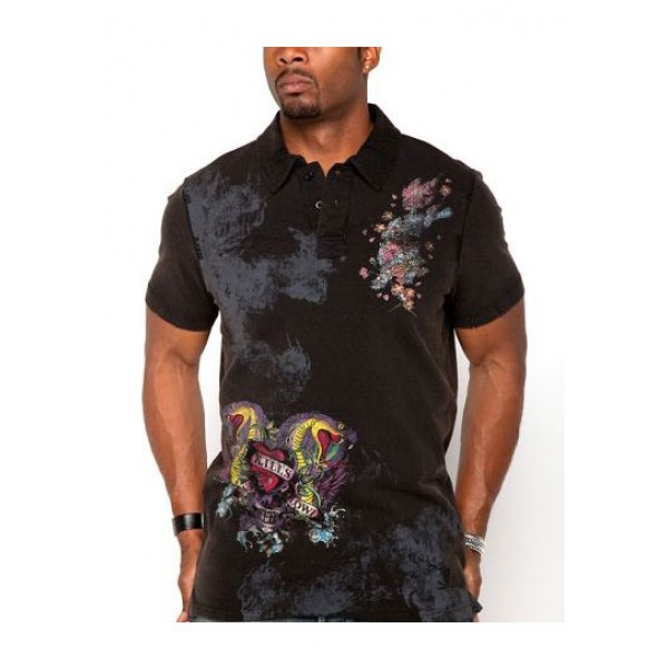 Ed Hardy T Shirts For Men 0436
