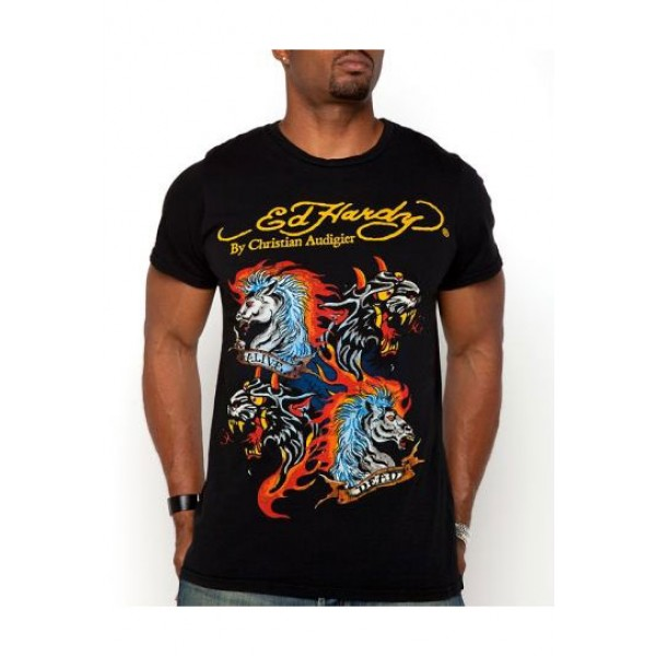 Ed Hardy T Shirts For Men 1094