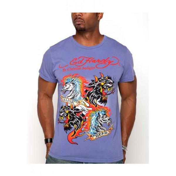 Ed Hardy T Shirts For Men 1095