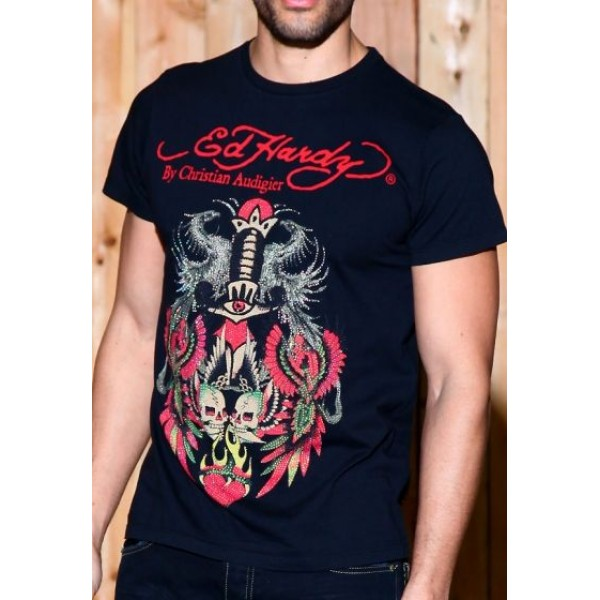 Ed Hardy T Shirts For Men 1105