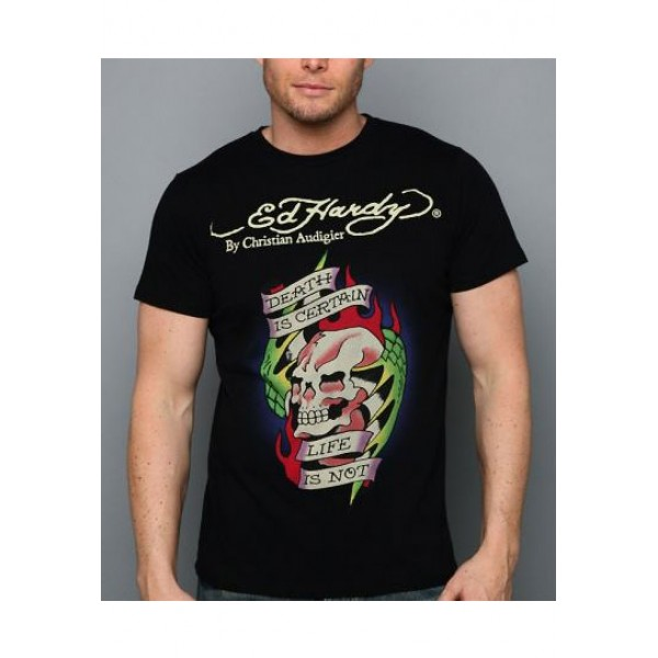 Ed Hardy T Shirts For Men 1108