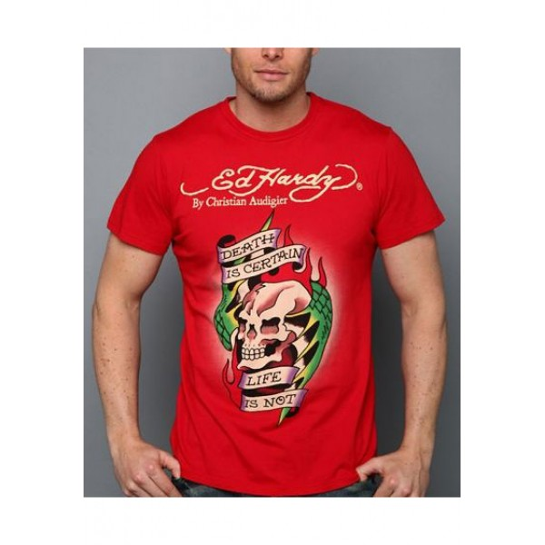 Ed Hardy T Shirts For Men 1109