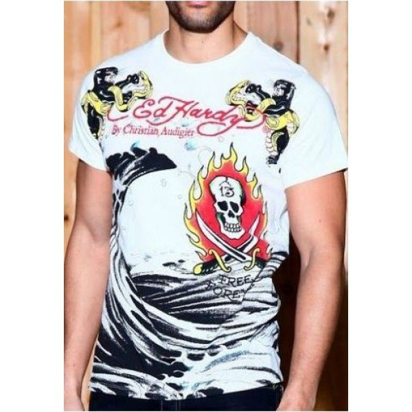 Ed Hardy T Shirts For Men 11109