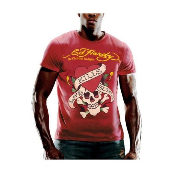 Ed Hardy T Shirts For Men 1126