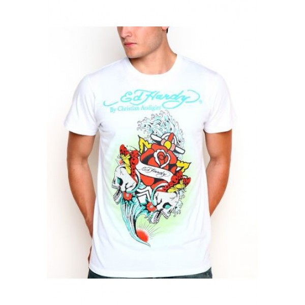 Ed Hardy T Shirts For Men 1137