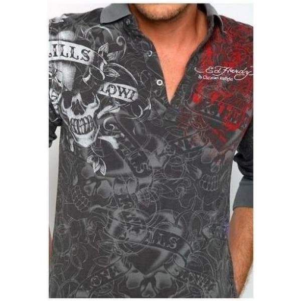 Ed Hardy T Shirts For Men 12403