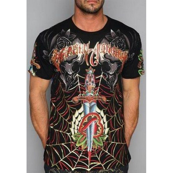 Ed Hardy T Shirts For Men 1844