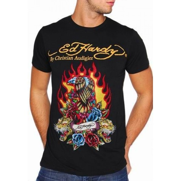 Ed Hardy T Shirts For Men 4038