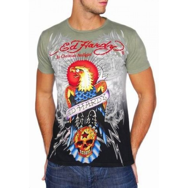 Ed Hardy T Shirts For Men 4052