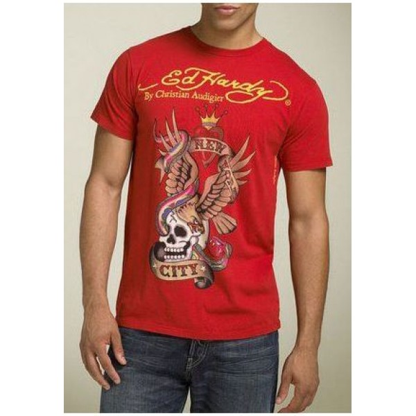 Ed Hardy T Shirts For Men 4087